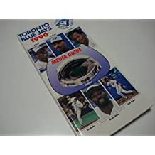 Toronto Blue Jays Official Guide 1990 (Media Guide)