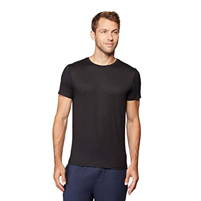 32 DEGREES Mens Cool Crew T-Shirt: Clothing