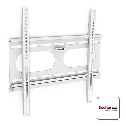 Hama Ultraslim Soporte de pared fijo para TV entre 32 56 máximo 50 kg VESA 400x400 color blanco