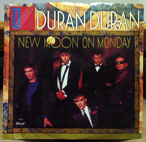 Duran Duran New Moon On Monday / Tiger Tiger 45 rpm single
