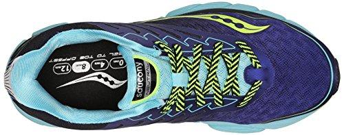Saucony Shoe Running Twilight Women's Citron Oxygen Breakthru 2 qqUaZ