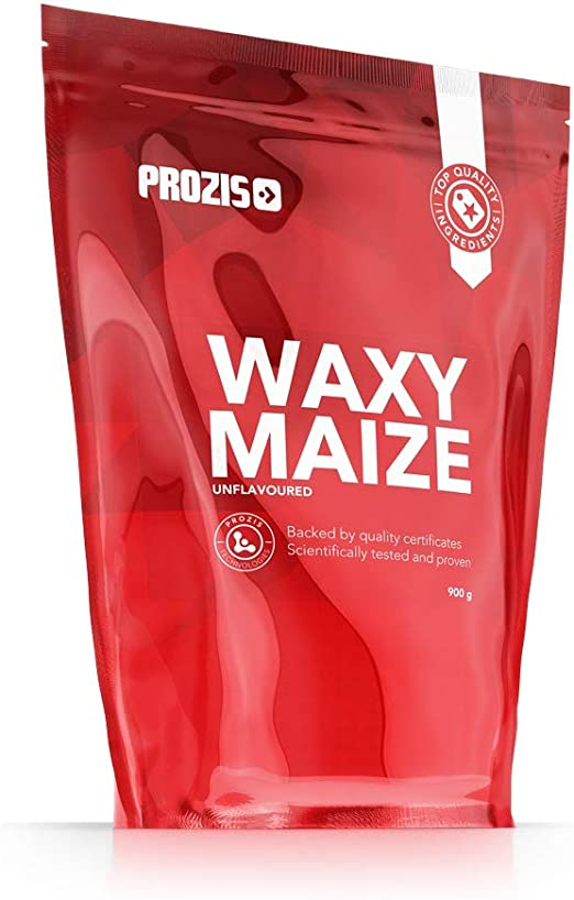 Prozis Waxy Maize, Natural - 900 gr