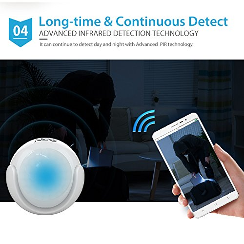 NEO Z-Wave Plus 3-in-1 Motion Sensor Motion Detector Home Automation, Works with SmartThings and Vera by NEO Products (Image #5)