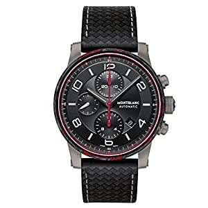 MontBlanc Timewalker Chronograph Automatic Mens Watch 114881