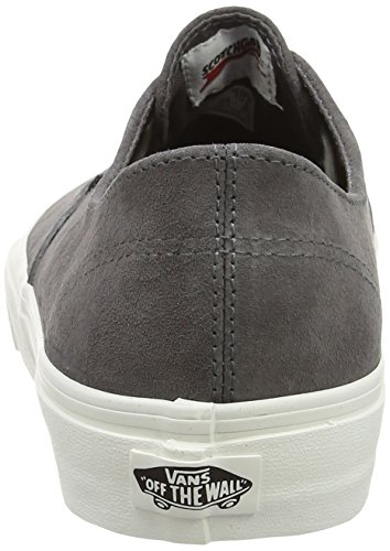 Vans Authentic Decon - Zapatillas de deporte Unisex adulto Gris - Gris (Scotchgard/Pewter/Blanc de Blanc)