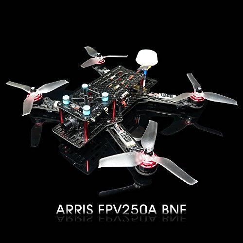 ARRIS FPV250 FPV 250 Mini RC Racing Drones Sport Carbon Fiber FPV Quadcopter 250 Racer BNF (Assembled)