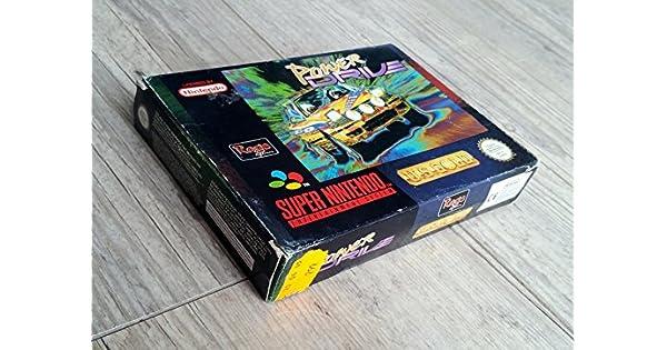 SNES - Power Drive: Amazon.es: Videojuegos
