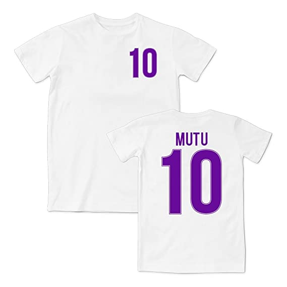 T-shirt MDMWHK Homme Multicolore Purple/white