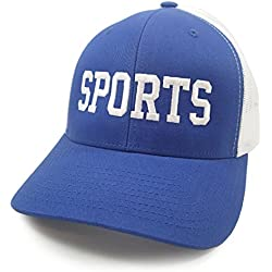 Luso The Sports Hat (Royal/White)