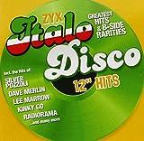 """ZYX Italo Disco 12"""""""" Hits"""