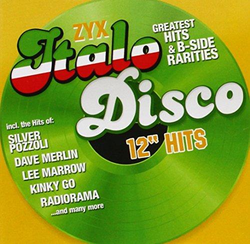"Italo Disco 12\"" Hits / Various (2PC)"