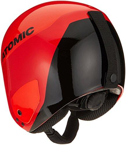 X Racing Atomic nero Lega Sci Rosso Di Replica Carbon 1 nbsp;paio Bastoni Sqs Da Redster H6Hv0Swq