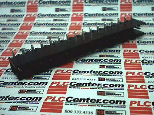 Phoenix Contact Terminal Header - PHOENIX CONTACT MSTB-1.5/16-G-BK Terminal Header 12AMP 16POS Black