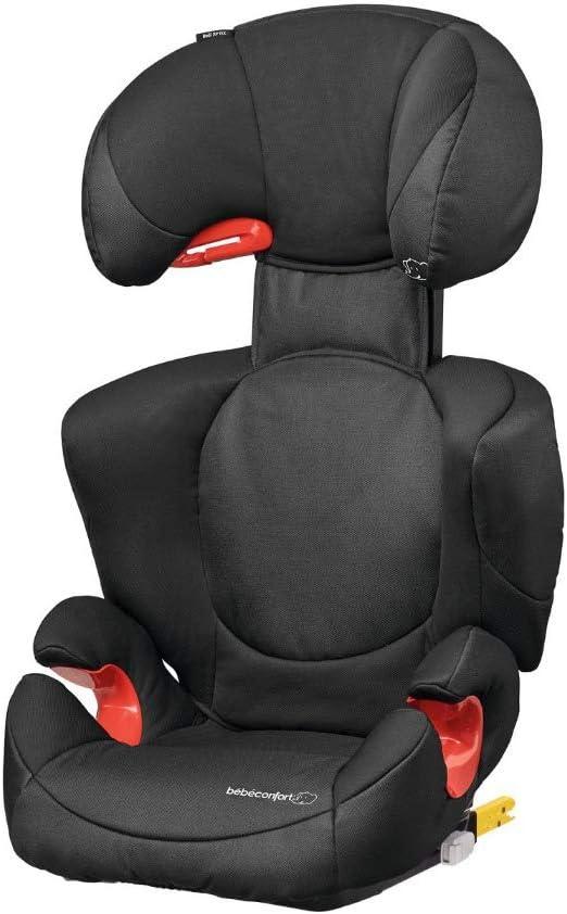 Bébé Confort Rodi XP Fix, Silla de coche grupo 2/3 Isofix, negro (Night)