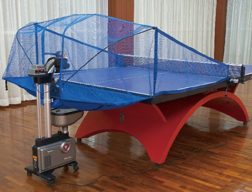 Paddle Palace H2W Touch Pro Table Tennis Robot