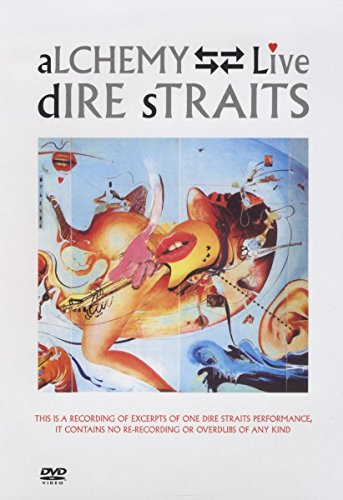 DVD : Dire Straits - Alchemy Live