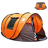 2017 Newest TuTu Outdoors X-large Instant 5-6 Person...