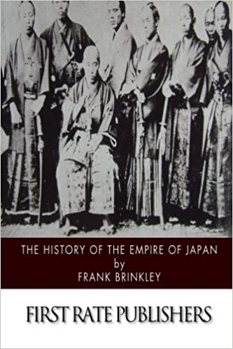 Book The History of the Empire of Japan
