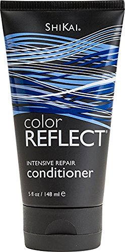 Shikai - Color Reflect Intensive Repair Conditioner, Plant-Based Conditioner That Revives Dry & Damaged Hair, Helps Protect & Extend Color Treated Hair, Moisturizes & Nourishes (Unscented, 5 Ounces) (Deep Reflects Conditioner Color)