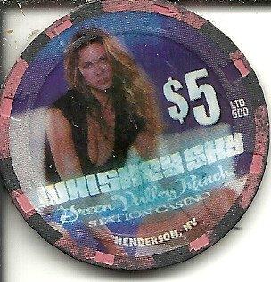 $5 green valley ranch whiskey sky henderson nevada poker casino chip - Whiskey Valley