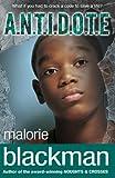 A. N. T. I. D. O. T. E., Malorie Blackman, 0552551686