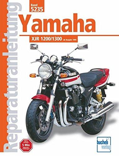Yamaha XJR 1200 ab Baujahr 1995 / XJR 1300/ SP ab Baujahr 1999.