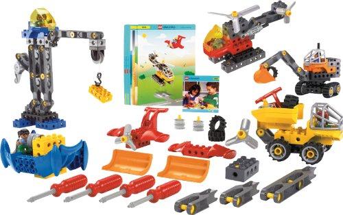 LEGO Education  DUPLO Tech Machines Set 779206 (111 (Lego Tech Machines Set)