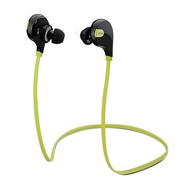 Swift Mpow Bluetooth 4.0 Wireless sudor Sport estéreo in-ear-Auriculares con aptX la