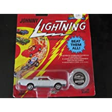 Custom Lincoln Continental (white) Series 3 Johnny Lightning Commemorative Limited Edition