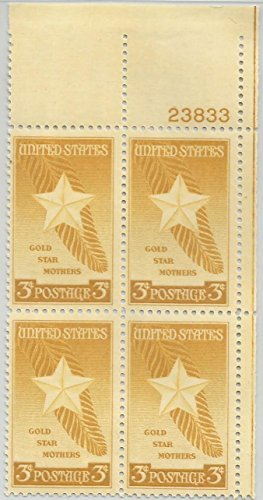 Stamps United States Scott 969 Gold Star Mothers FVF ()