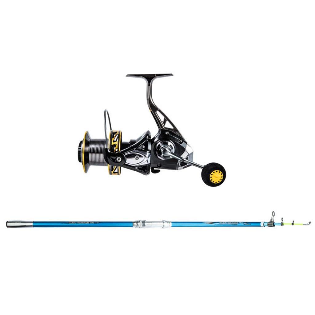 釣り竿 - 超軽量スーパーハードカーボンセット釣り鯛メタルロングスロー釣りギア (サイズ さいず : 2.7m) 2.7m  B07Q6LJLRX