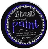 Dylusions Ranger After Midnight Paint, Blue