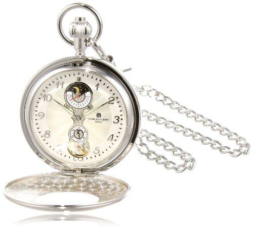 Charles-Hubert, Paris 3674 Mechanical Pocket Watch by Charles-Hubert, Paris