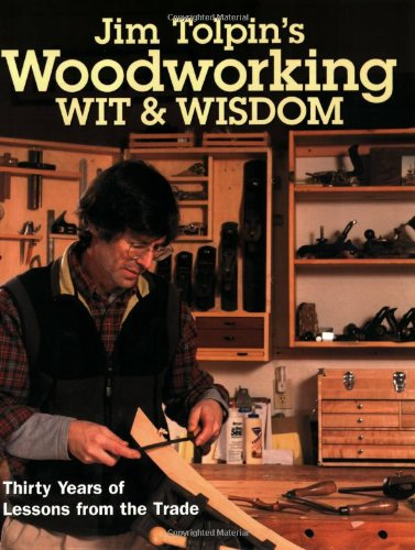 Jim Tolpin's Woodworking Wit & Wisdom (Popular ()