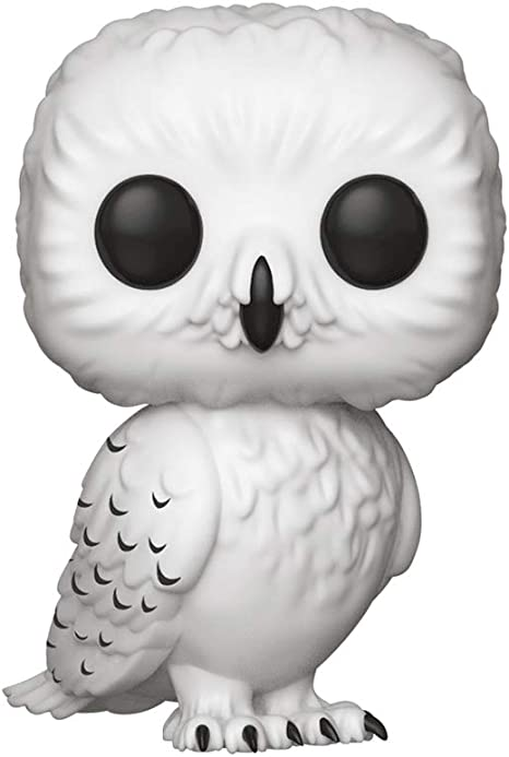 Funko POP Harry Potter Hedwig Vinyl Figure Neuf /& en Stock Maintenant