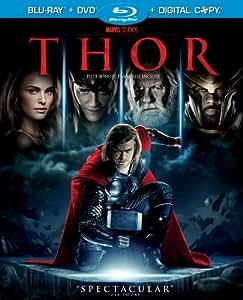 Thor [Blu-ray + DVD + Digital Copy]  (Bilingual)