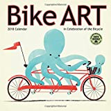 Bike Art 2018 Mini Wall Calendar: In Celebration of the Bicycle