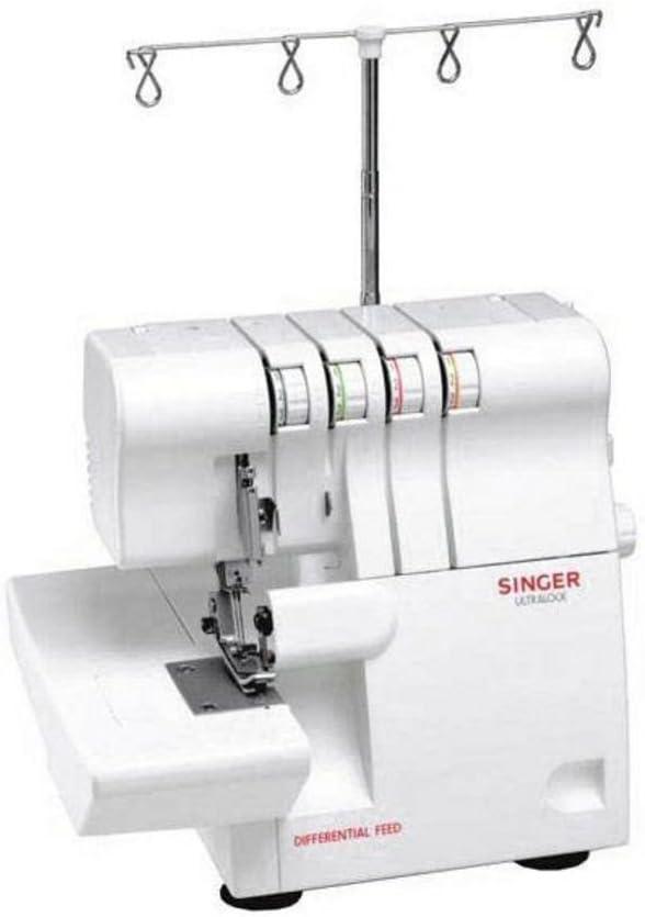 Singer 14SH654 Máquina de coser, Color blanco