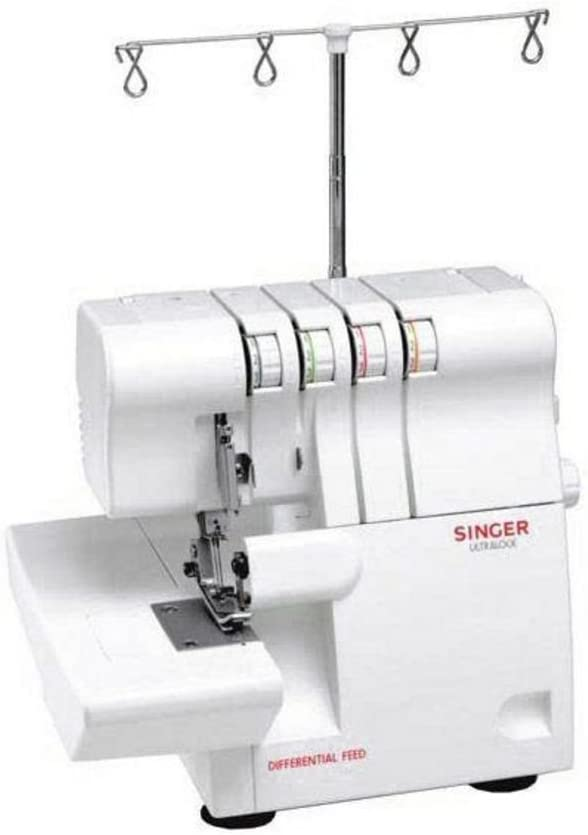 Singer 14SH654 Máquina de coser, Color blanco: Amazon.es: Hogar