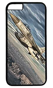 Army Fighter Aircraft Thanksgiving Easter PC Black Case for Masterpiece Limited Design iphone 6 by Cases & Mousepads hjbrhga1544