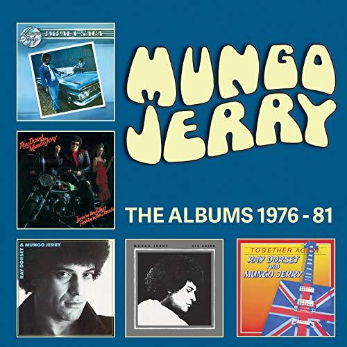 Albums 1976-1981