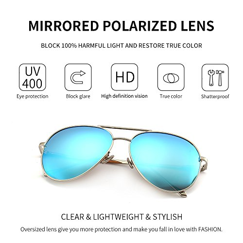 Buy aviator glasses polarized sun