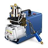 High Pressure Electric Air Compressor Pump, Adjustable Auto shut-down 30MPa Electric Air Pump