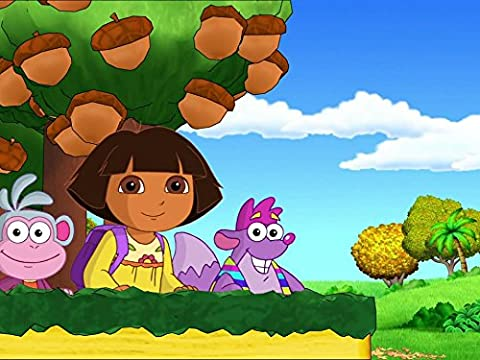 Dora's Thanksgiving Day Parade (The Thanksgiving Day Parade)