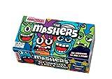 Mashers Box 6 Oddsocks Multicolor For Boys UK 12-6