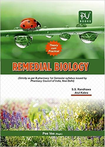 Remedial Biology Book