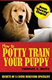 This book covers the essentials to teaching your dog to eliminate outdoors. Easy, fast and time saving advice advice. Chewing, submissive urinating and marking are also covered in the book.