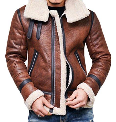 Leather Jacekt - 7