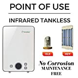 Supergreen IR260 Infrared Electric Tankless Water Heater