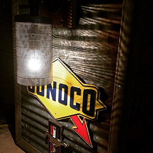 sunoco-motor-oil-ford-mustang-wall-light